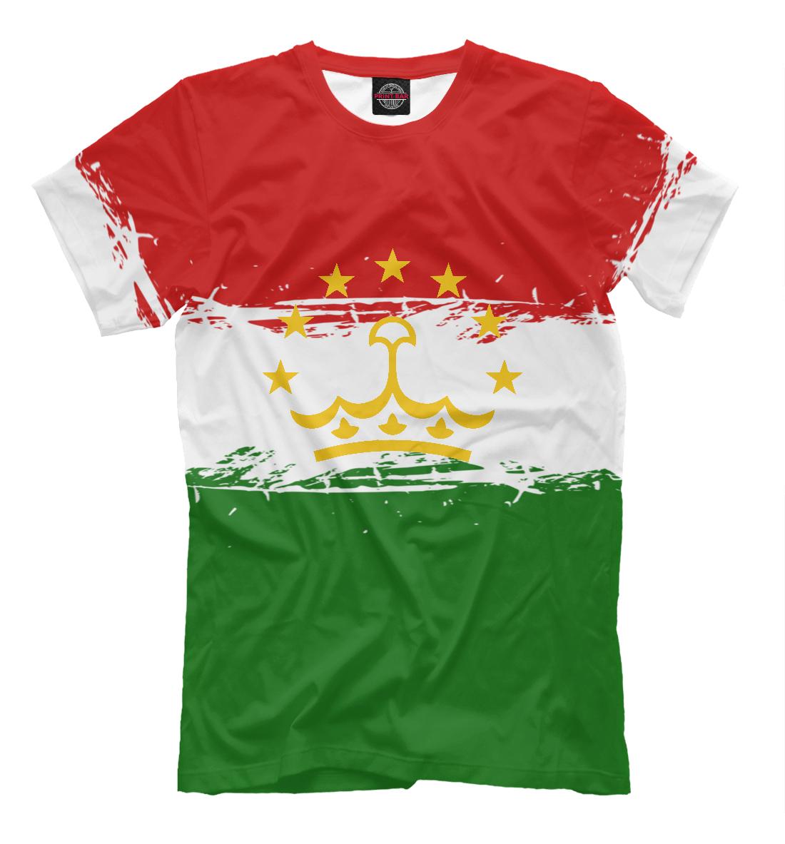Футболка Tajikistan (220307)