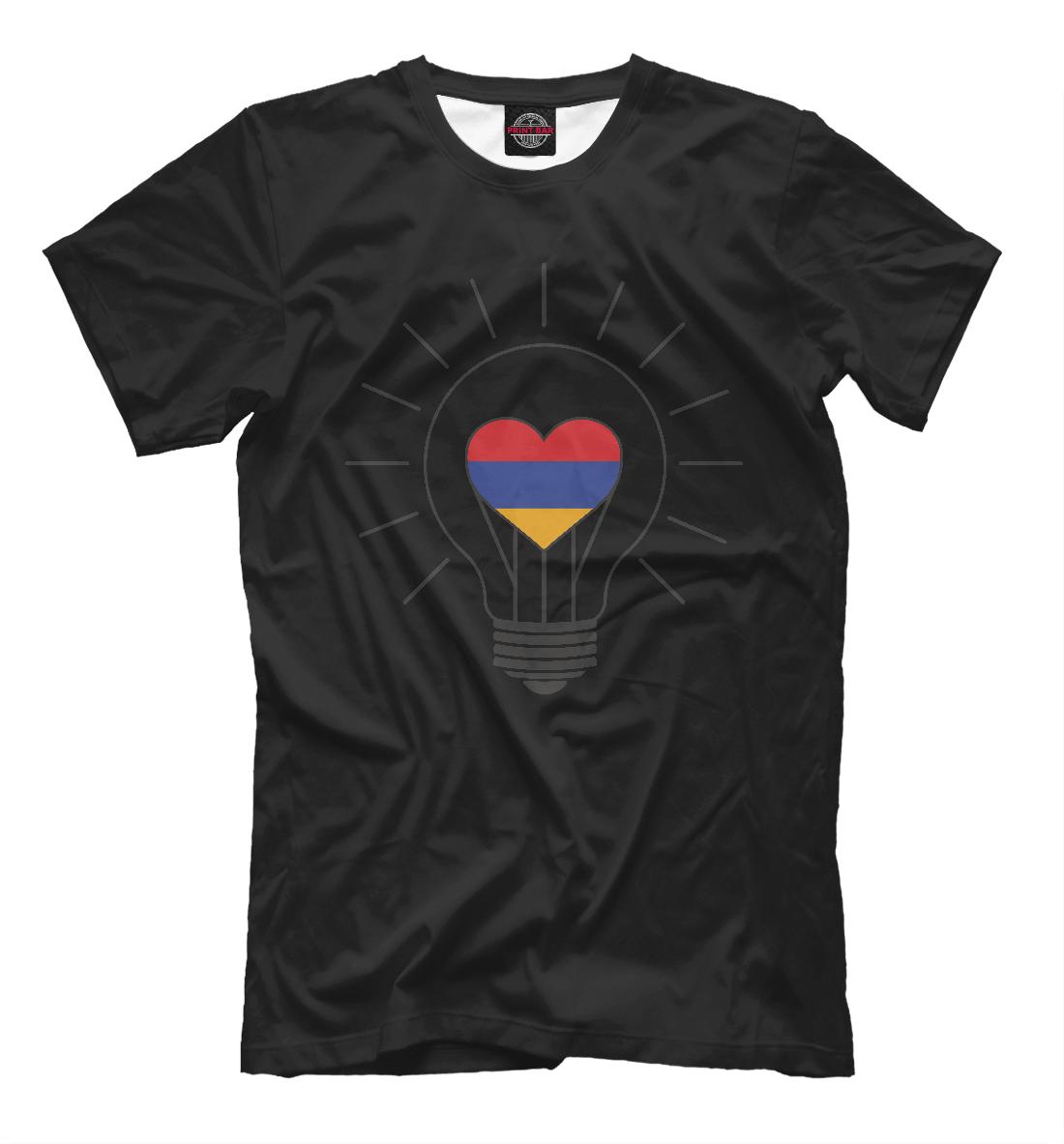 Футболка Армения (213715)
