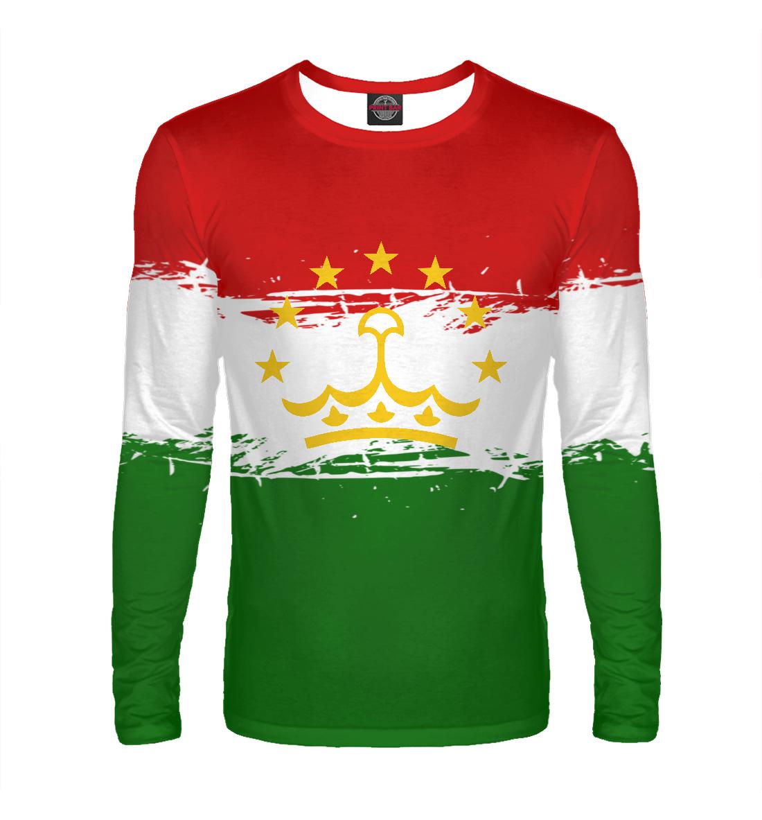 Лонгслив Tajikistan (220307)