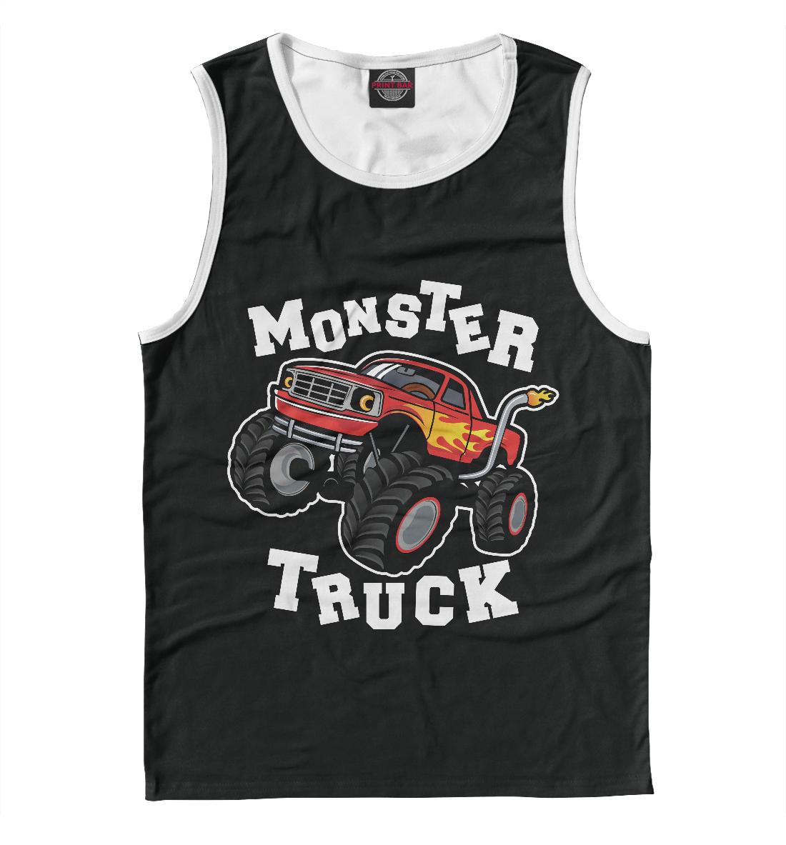 Майка Monster truck (827115)