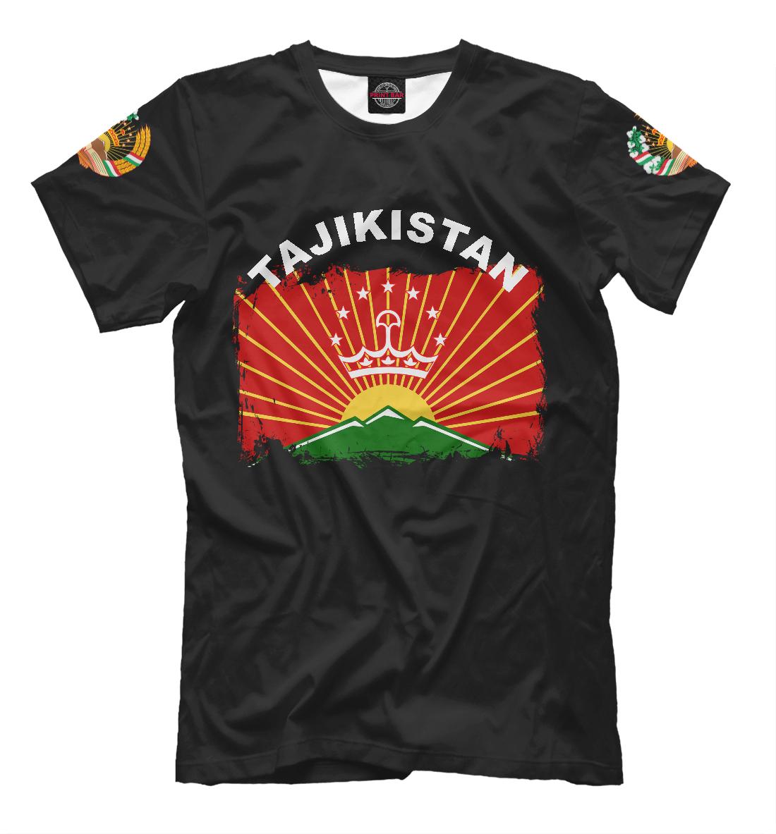 Футболка Tajikistan (885601)