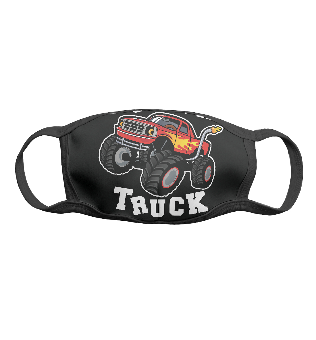 Маска Monster truck (827115)