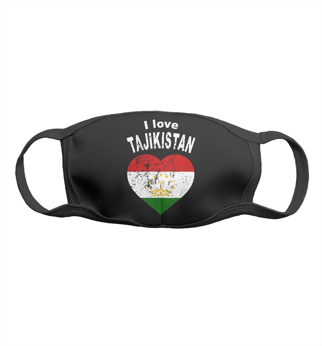 Маска Tajikistan (685739)
