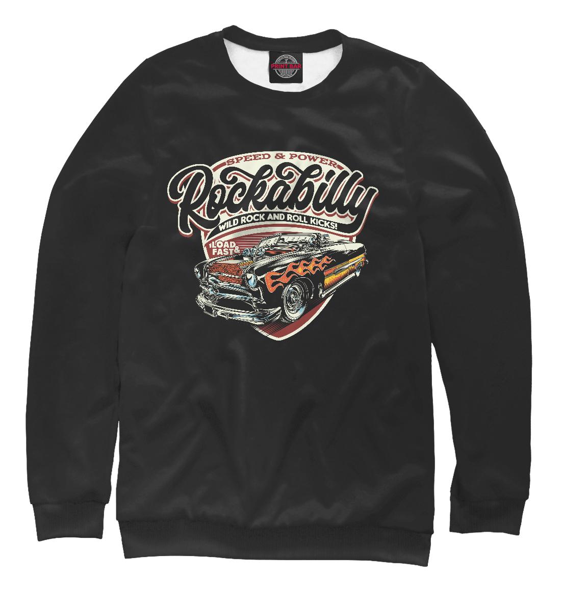 Свитшот Rockabilly Car