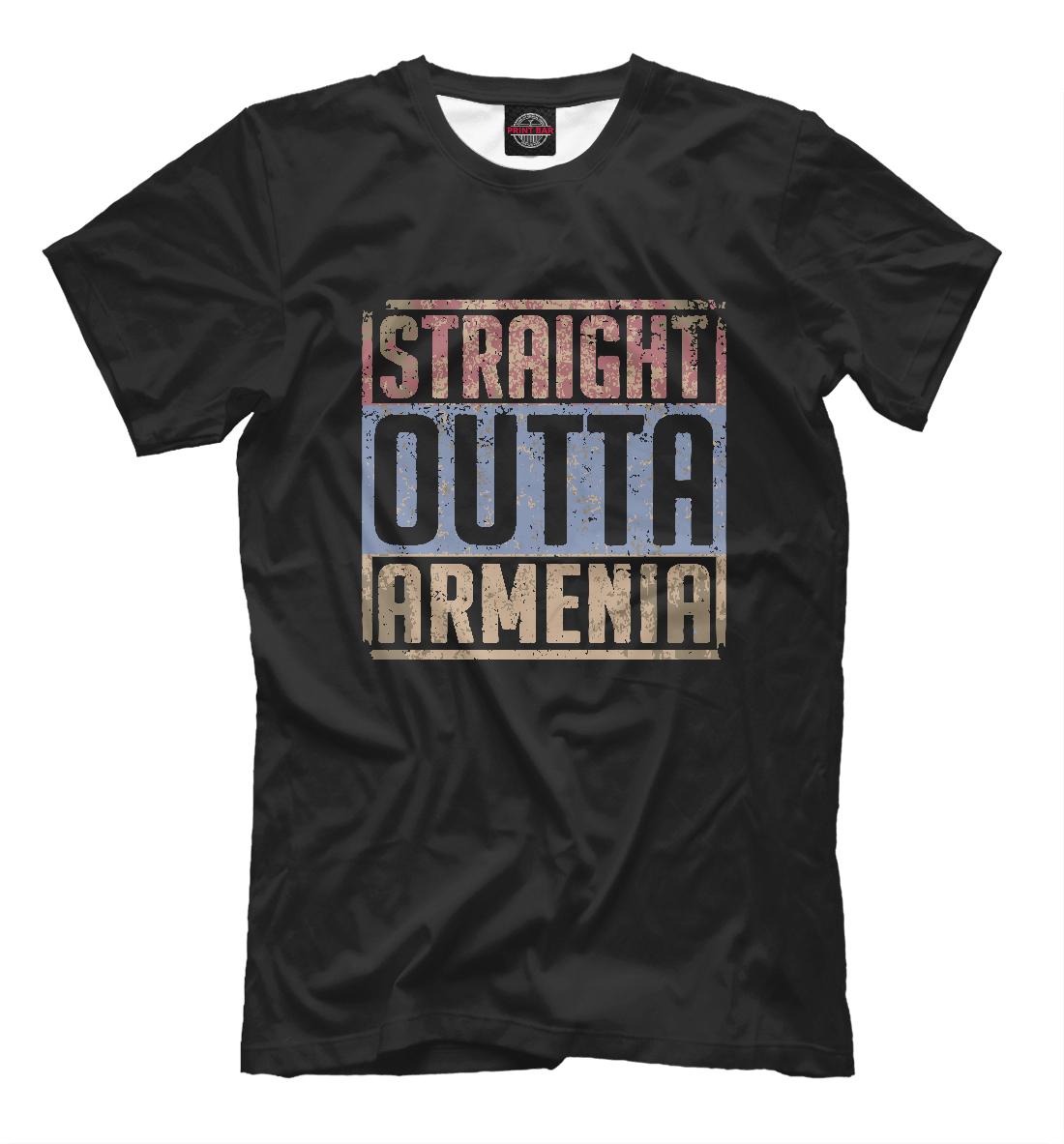 Футболка Прямиком из Армении (816922)