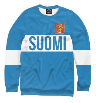 Одежда с принтом Сборная Финляндии (616925)