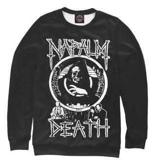 Одежда с принтом Napalm Death (821040)