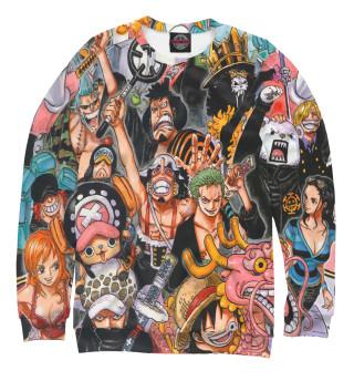 Одежда с принтом One Piece (231345)