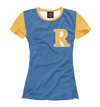 Футболка женская Ривердейл (3445)