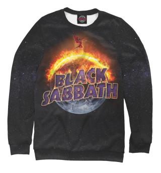 Одежда с принтом Black Sabbath