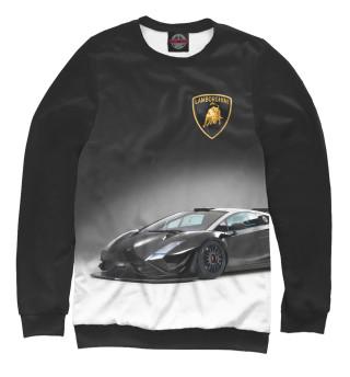 Одежда с принтом Lamborghini (522546)