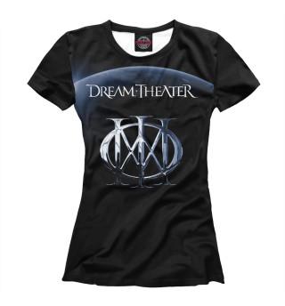 Футболка женская Dream Theater (8048)