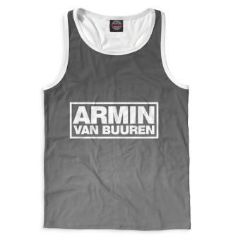 Майка борцовка мужская Armin van Buuren (4164)