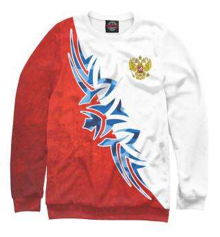 Одежда с принтом Символика РФ (625159)