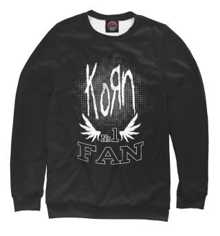 Одежда с принтом Korn (565475)