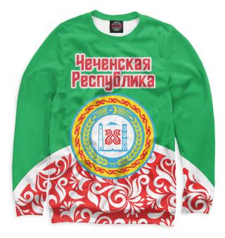 Одежда с принтом Чечня (789214)