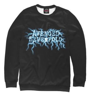 Одежда с принтом Avenged sevenfold (850181)