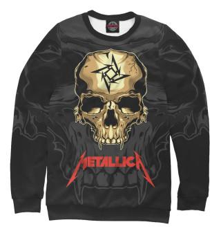 Одежда с принтом Metallica (538920)