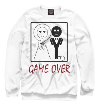 Одежда с принтом Game Over (882720)