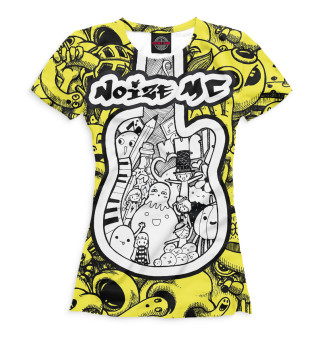 Футболка женская Noize MC (7549)