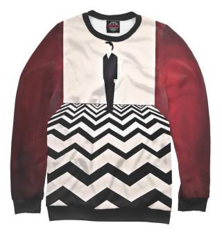 Одежда с принтом Twin Peaks Red Room