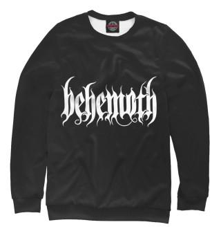 Одежда с принтом Behemoth (956850)