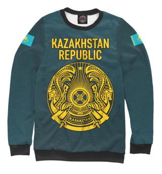 Одежда с принтом Kazakhstan Republic
