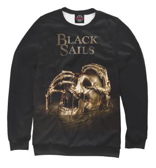 Одежда с принтом Чёрные Паруса (463170)