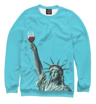 Одежда с принтом Liberty Cheers