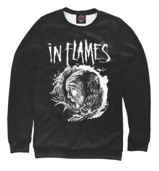 Одежда с принтом In Flames (590319)