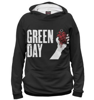 Худи женское Green Day (3676)