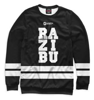 Одежда с принтом RAZIBU BLACK