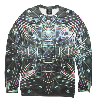 Одежда с принтом Mandala HD8