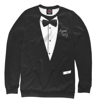Одежда с принтом Agent 007