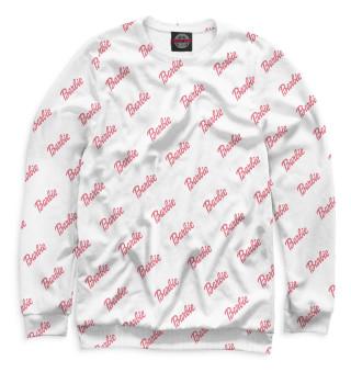 Одежда с принтом Надписи Барби (928116)