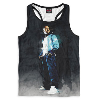 Майка борцовка мужская Kanye West (501)