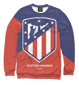 Одежда с принтом Atletico Madrid New Emblem