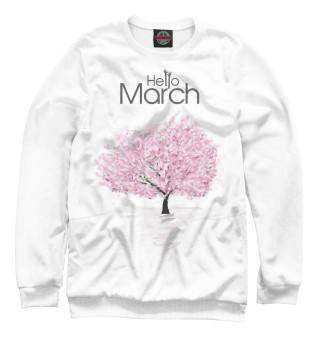 Одежда с принтом March (949268)