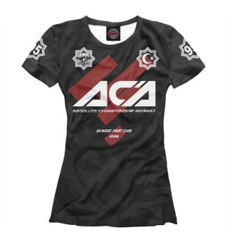 Футболка женская Absolute Championship Akhmat