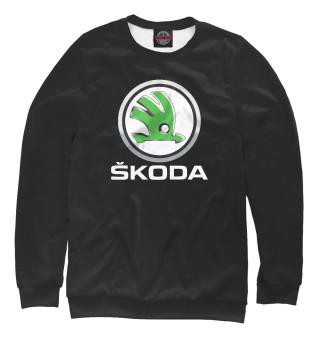 Одежда с принтом Skoda (379819)