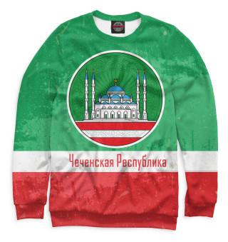 Одежда с принтом Чечня (143497)