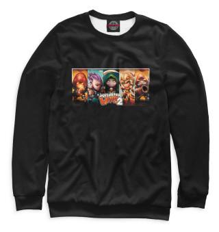 Одежда с принтом Mushroom Wars 2 (145744)