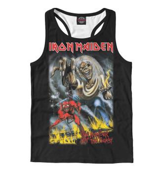 Майка борцовка мужская Iron Maiden (894)