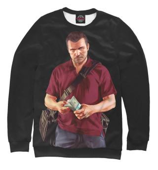 Одежда с принтом GTA 5 Майкл