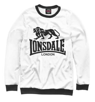 Одежда с принтом Lonsdale London