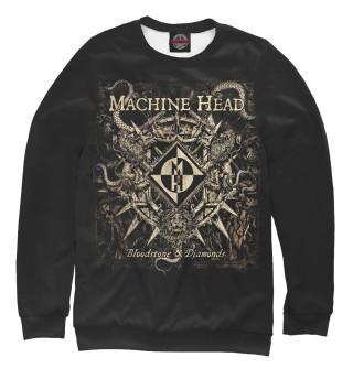 Одежда с принтом Machine Head (477891)