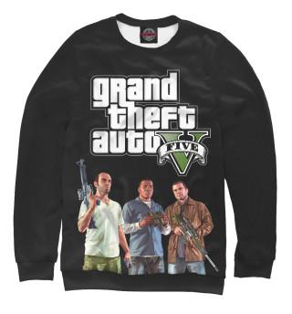 Одежда с принтом Персонажи GTA 5