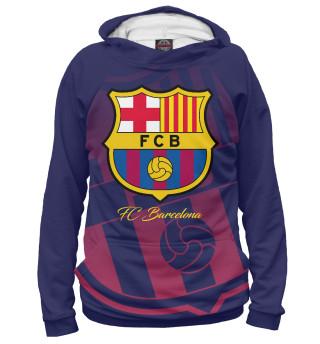 Худи женское Барселона (7459)