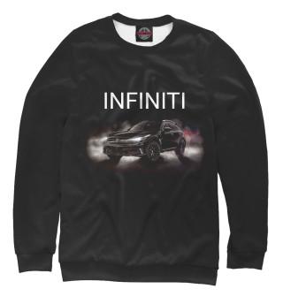 Одежда с принтом Infiniti (321103)