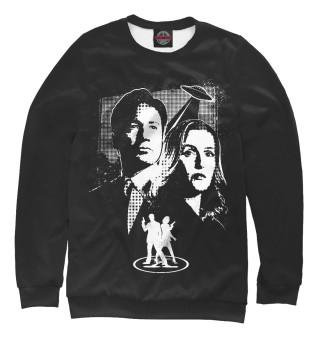 Одежда с принтом X-Files (540110)